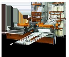 Оборудование для изготовления стеклопластиковой арматуры на фото