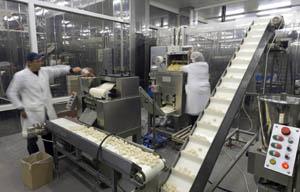 Линия по производству пельменей и равиоли