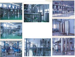 Линия по производству сухого молока фото