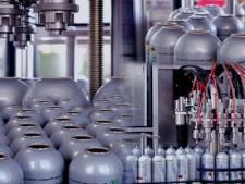 Полуавтоматическое оборудование для производства монтажной пены