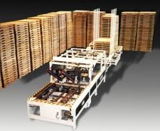 Оборудование для производства европоддонов