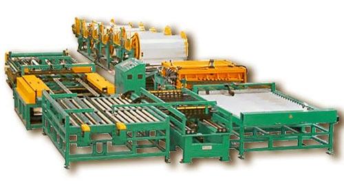 Оборудование для производства металлопрофиля