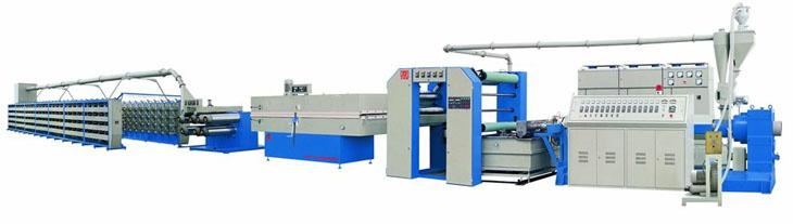 Оборудование для производства полипропиленовых мешков и пакетов
