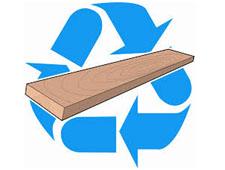 Переработка отходов древесины