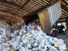 Переработка отходов пластмасс