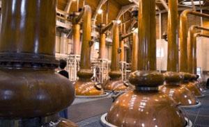Медь при производстве виски