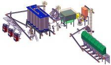 Технология производства керамической плитки