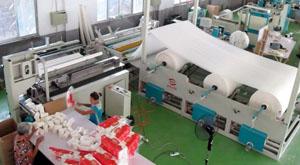 Технология производства туалетной бумаги