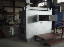Крематор для утилизации