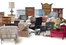 Утилизация старой мебели на фото