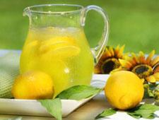 Ингредиенты лимонада