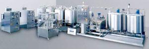 Оборудование для производства сметаны