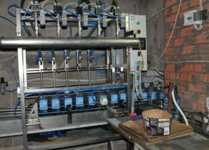 Оборудование для производства незамерзающей жидкости