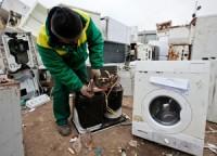 Утилизация старых стиральных машин