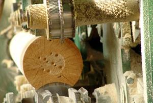 Стадии переработки древесины