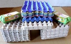 Производственная линия для изготовления бугорчатой прокладки