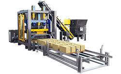 Производственная линия по изготовлению шлакоблока