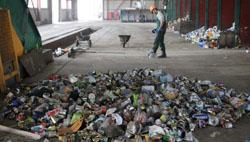 Бюджет затрат на наладку переработки мусора