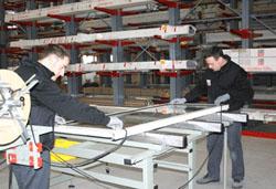 Оборудование для изготовления алюминиевых конструкций