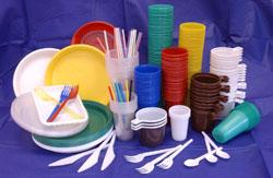 Оборудование для изготовления одноразовой посуды