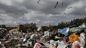 переработка отходов статистика