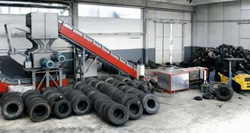 Реставрация поверхности шины