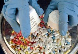 Утилизация лекарственных средств