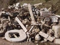 Утилизация строительных отходов в России и мире
