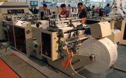 Технология и стадии производства бумажных мешков и пакетов