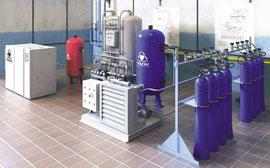 Принцип разделения воздушных газов