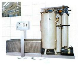 Производственное оборудование по выпуску кислорода