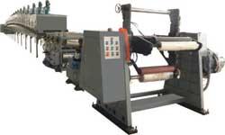 Производственное оборудование для изготовления обоев