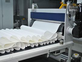 Оборудование для изготовления обоев в промышленных условиях