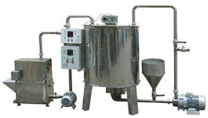 Оборудование для производства сгущенного молока