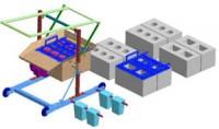 Изготовление шлакоблоков на производственном оборудовании