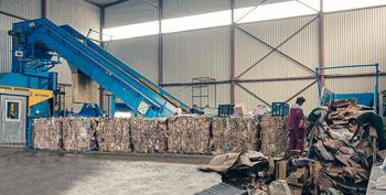 Решение проблемы по переработки вторсырья, оборудование и технологический процесс