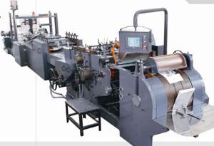 Промышленные станки для изготовления пакетов