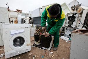 Порядок утилизации старых бытовых приборов