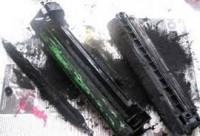 Утилизации отработавших картриджей